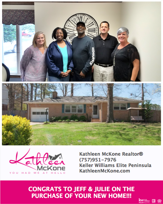 Kathleen McKone Realty Group - Hampton Roads Real Estate
