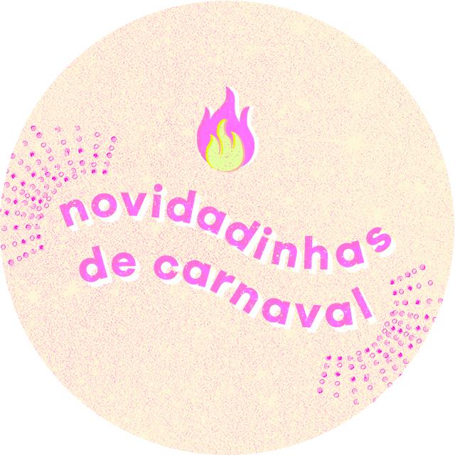 f01880c4c1 Falta pouco menos de um mês e a gente já tá na contagem regressiva pro  Carnaval desse ano! Mas enquanto a folia oficial não chega