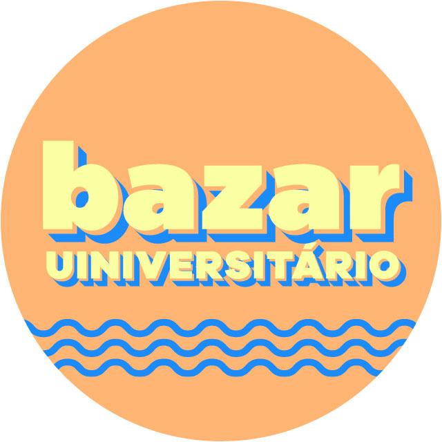 9763132ef Pra começar o fim de semana da melhor forma possível, a gente tem notícia  muito boa por aqui: o bazar universitário começou! Até 70% de desconto em  peças ...