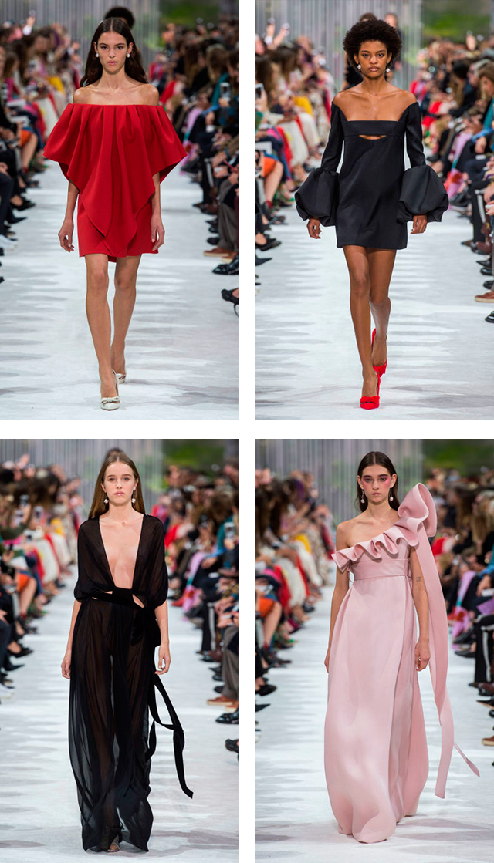 942c0bdde A sensualidade mora nos detalhes pra Louis Vuitton, entre ombros e  barriguinha de fora, pontuando a mistura entre glamour e peças esportivas  que é a cara de ...