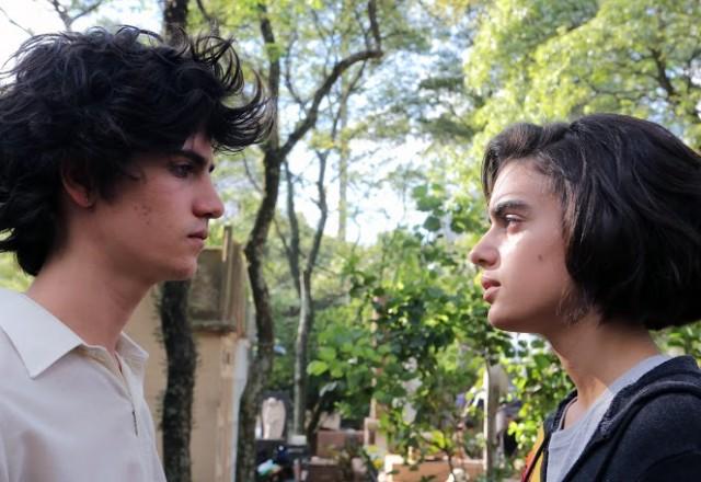 Still de cena do longa metragem ' California ' , dirigido por Marina Person - Produção Mira FilmesLocal: São PauloData: Março de 2014 Foto: Aline Arruda