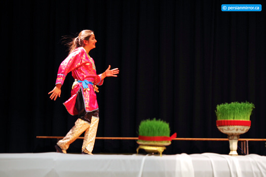 جشن نوروز مدارس فارسی زبان تورنتو