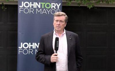 گفتگوی اختصاصی پرژن میرور با جان توری، شهردار تورنتو