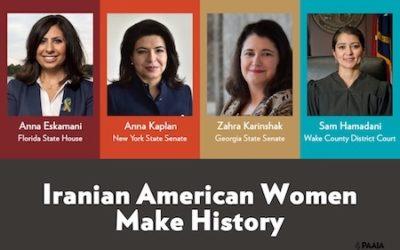 آشنایی با زنان ایرانی-آمریکایی پیروز در انتخابات میاندورهای آمریکا