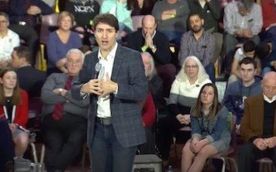 هشدار نخست وزیر کانادا به شهروندان، در مورد بدگویی از مهاجران