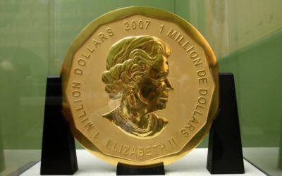 محاکمه سارقان بزرگترین سکه طلای ساخت کانادا در برلین