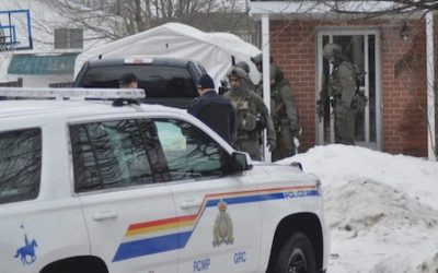 دستگیری یک نوجوان، در رابطه با عملیات تروریستی احتمالی در کانادا