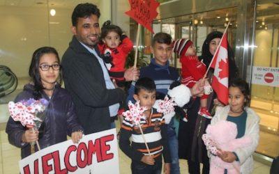 هفت فرزند یک خانواده پناهنده سوری، قربانی آتشسوزی در هالیفکس کانادا