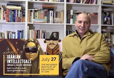 کنفرانس تاریخ روشنفکری ایران در جشنواره تیرگان