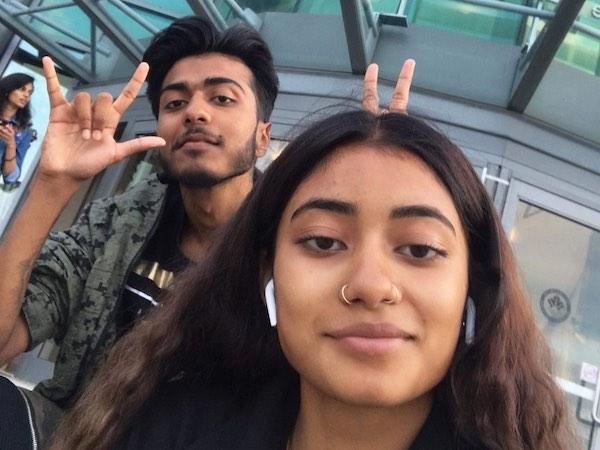 دیپورت دو نوجوان