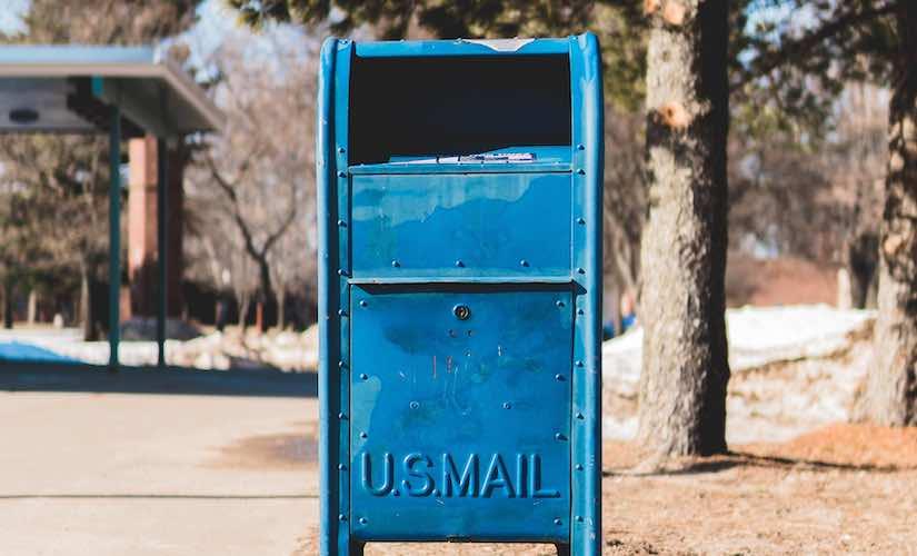 سرایت کرونا از طریق صندوق پست؟