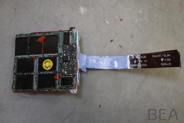 جعبههای سیاه هواپیمای سرنگون شده اوکراینی
