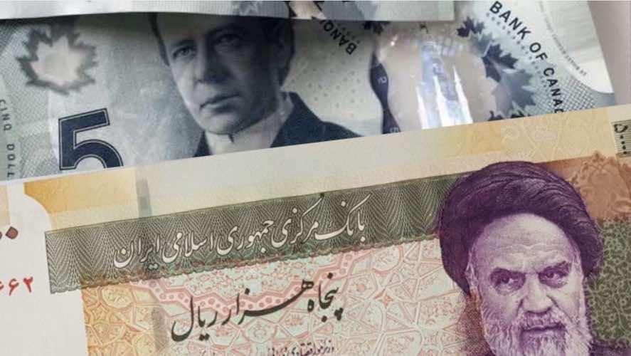 مقررات جدید دولت کانادا برای مبادلات ارزی با ایران