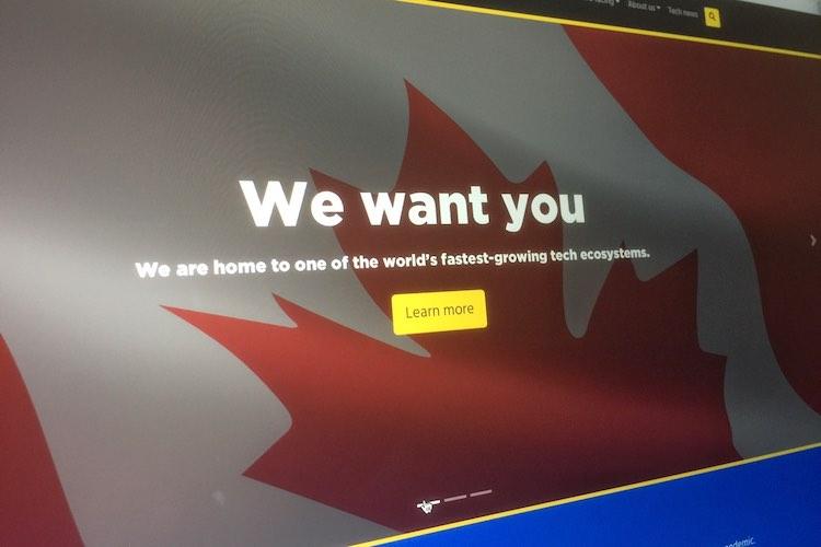 آغوش باز کانادا برای متخصصین تکنولوژی