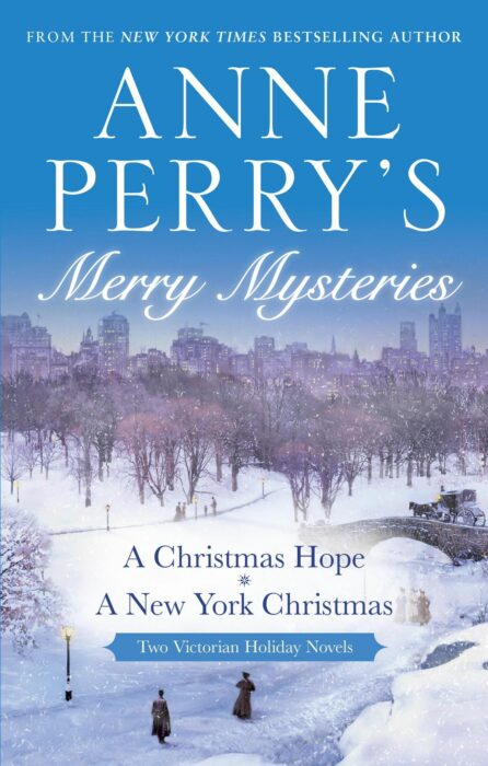 Anne Perry's Merry Mysteries
