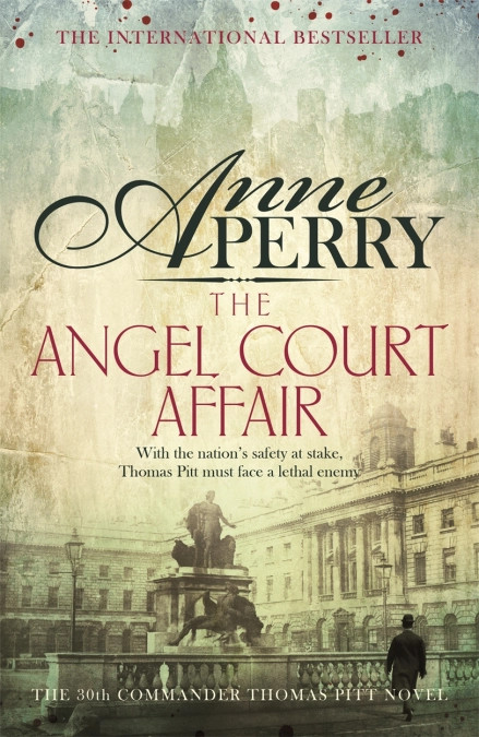 The Angel Court by Anne Perry