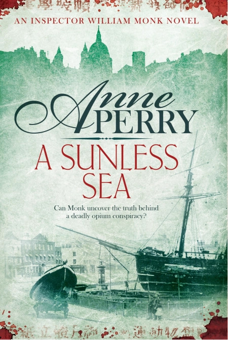 A Sunless Sea by Anne Perry