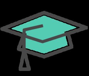 Jolt Icon, Education