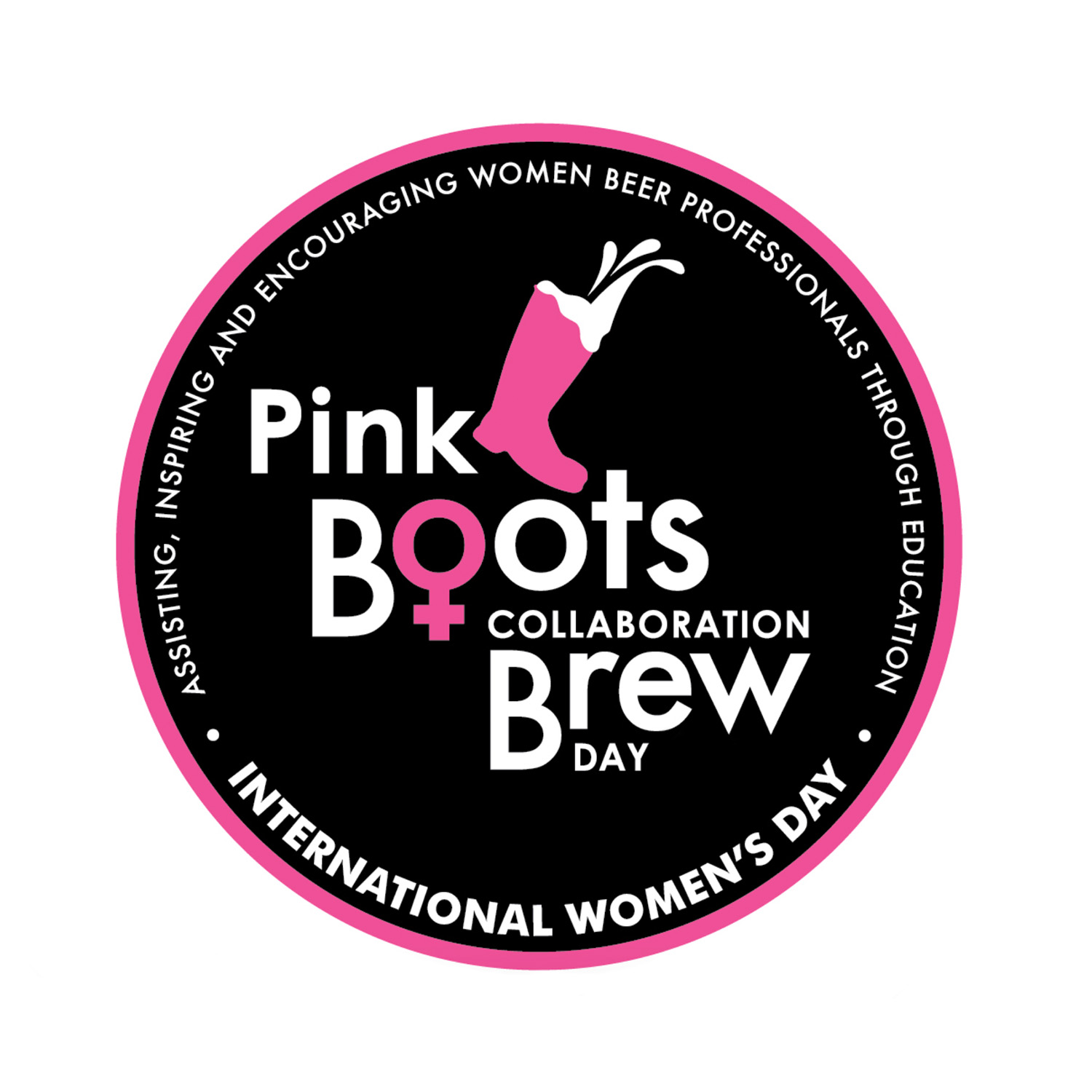 3/15 Pink Boots Society Collaboration Brew Day