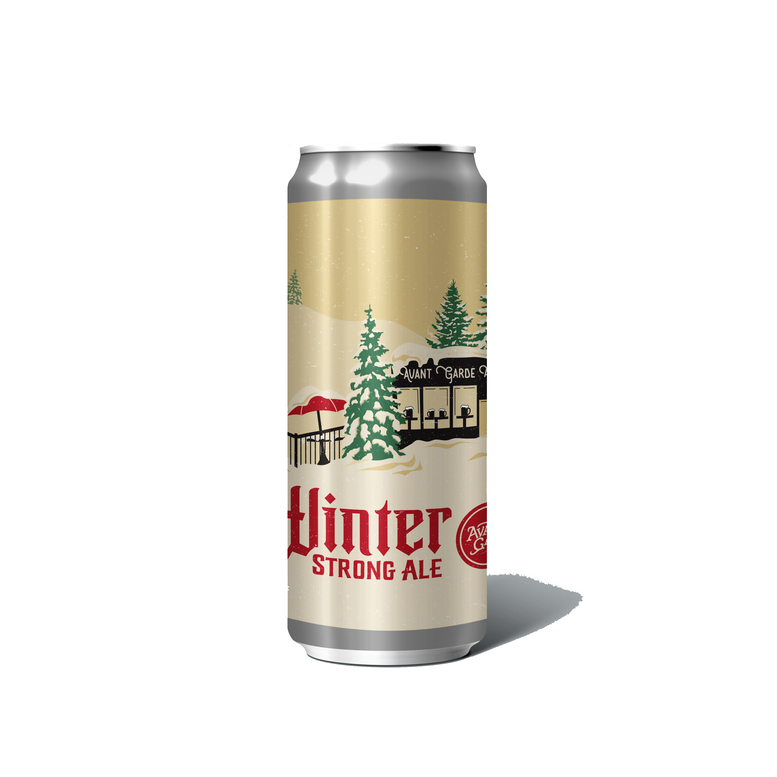 Winter Strong Ale