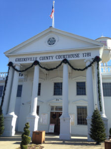 Greensville Court House