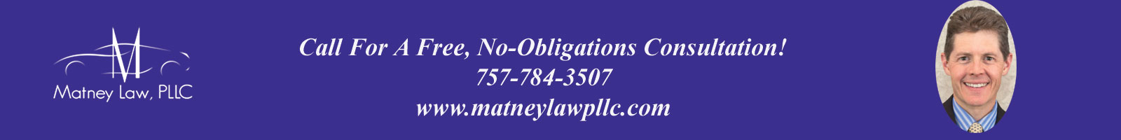 Matney Law PLLC - Newport News Virginia - Traffic Court & DUI Attorney