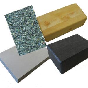 E. Blocks