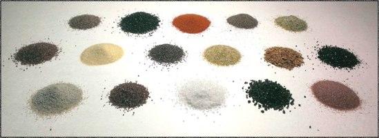 Blast Abrasive Products