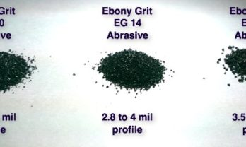 Ebony Grit Copper Slag