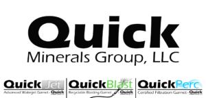 Quick Minerals Logo