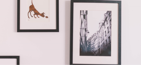 3 Ways to Style a Gallery Wall