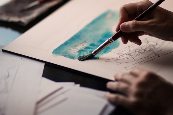 3 Types of Art Perfect for Triptychs