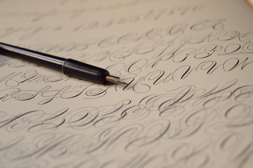 Hand Lettering Basics