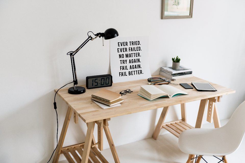Frame a Little Motivation in Your Place of Business