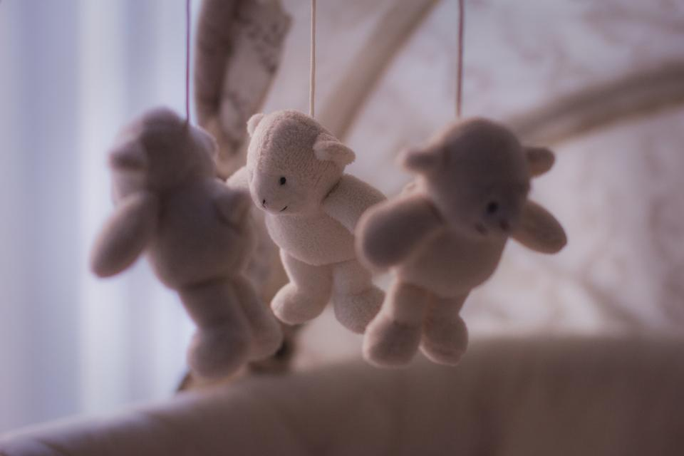 Using Frames in Your Nursery Design