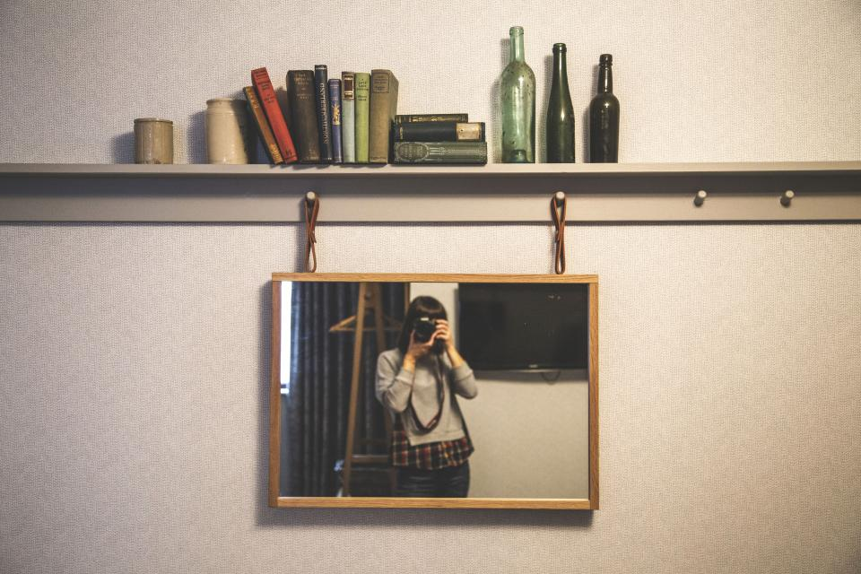 Unique Frame Hanging Solutions