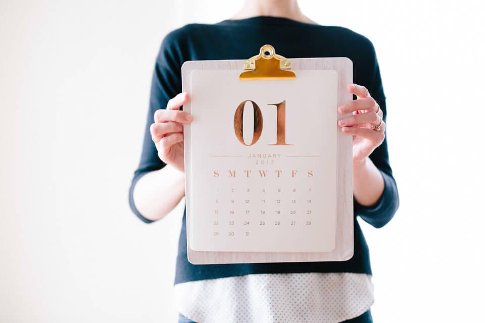 Build the Perfect Custom Family Calendar