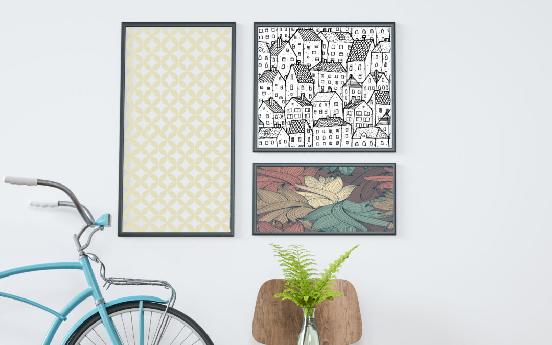 Frame Worthy Art On A Budget