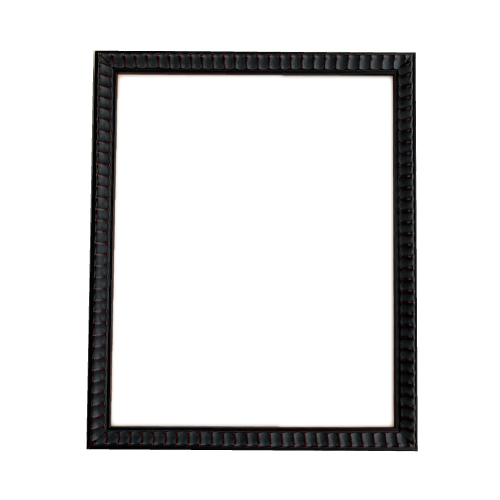 fluted-antique-black-frame