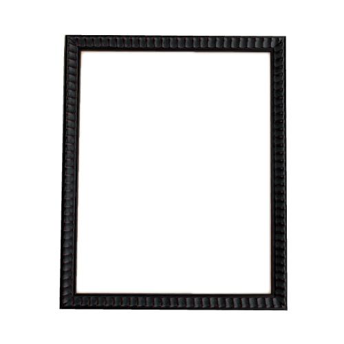 fluted-antique-black-frame