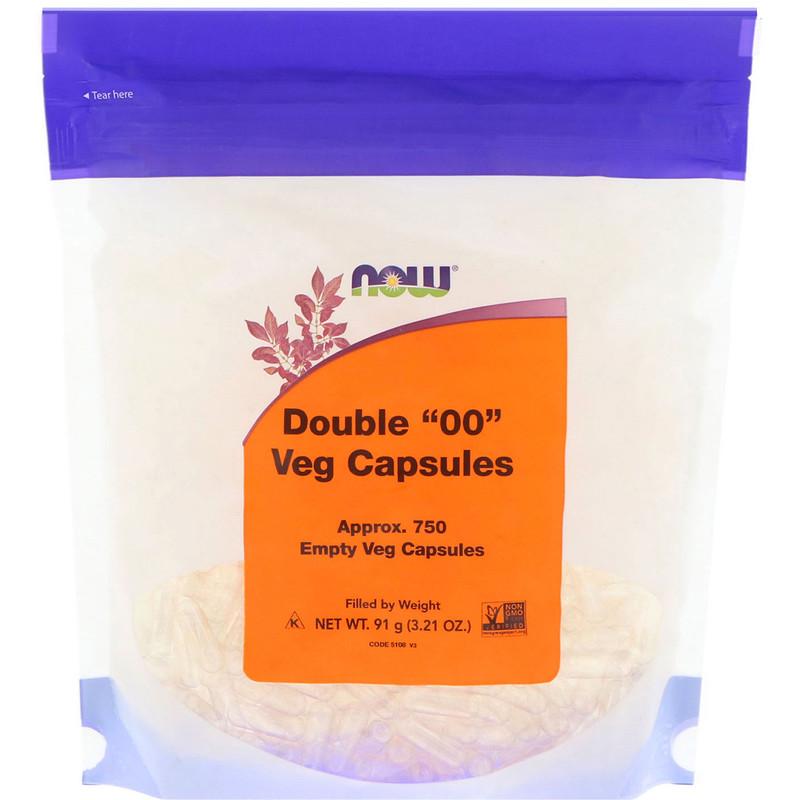 Veggie Caps for Essential Oils