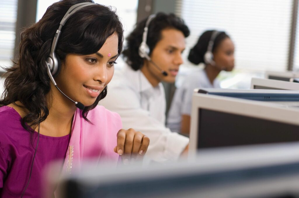 contact center overflow services