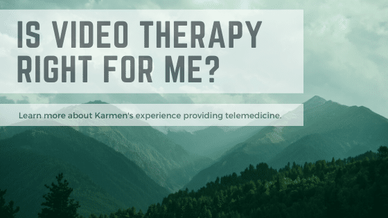 What Is Video Therapy? Is it Right for Me?