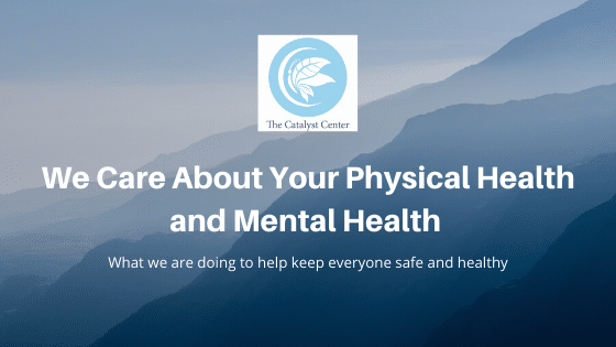 What Are We Doing to Help Keep Everyone Safe and Healthy