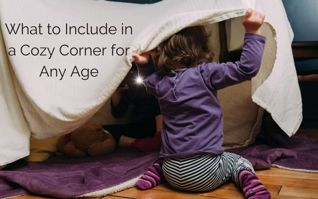 What to Include in a Cozy Corner for Any Age