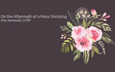 On the Aftermath of a Mass Shooting