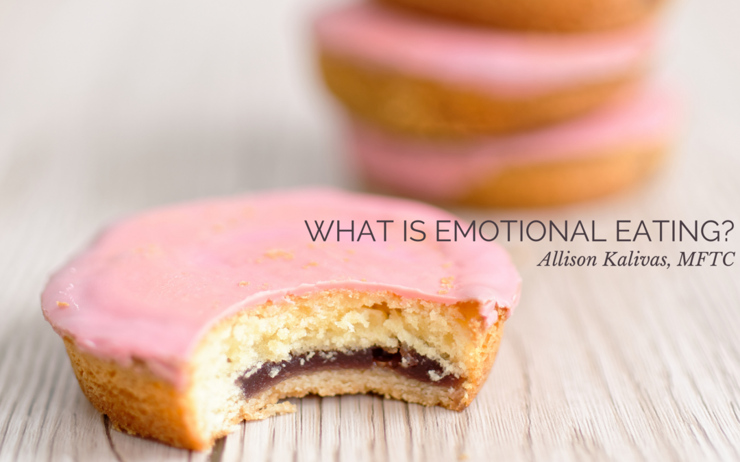 What is Emotional Eating?
