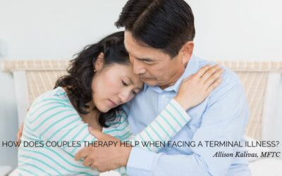 How Does Couples Therapy Help When Facing a Terminal Illness?