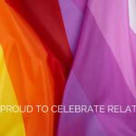 We Are Proud to Celebrate Relationship