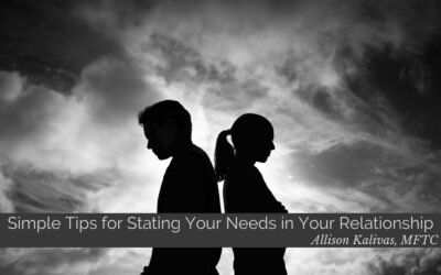 Simple Tips for Stating Your Needs in Your Relationship